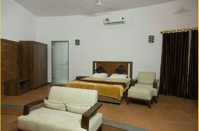 Book Luxury AC Room at Arthigamya Resort